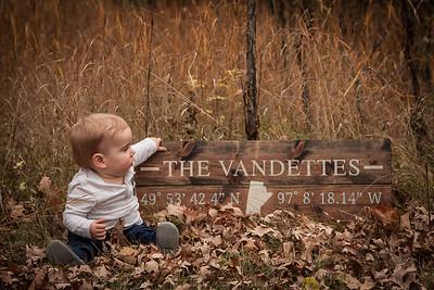 Vandettes Family 2017