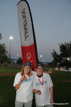 Special Olympics Softball Tourney 2017