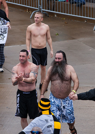 Polar Plunge: Waves 16-18 (2012)