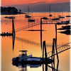 Acadia - Sunrise at Barnard Harbor