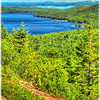Acadia - View from Bubble Mountain 2