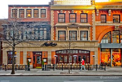 Boston-Boylston Street