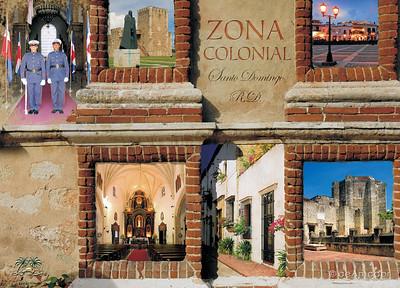 Zona Colonial, Santo Domingo, República Dominicana