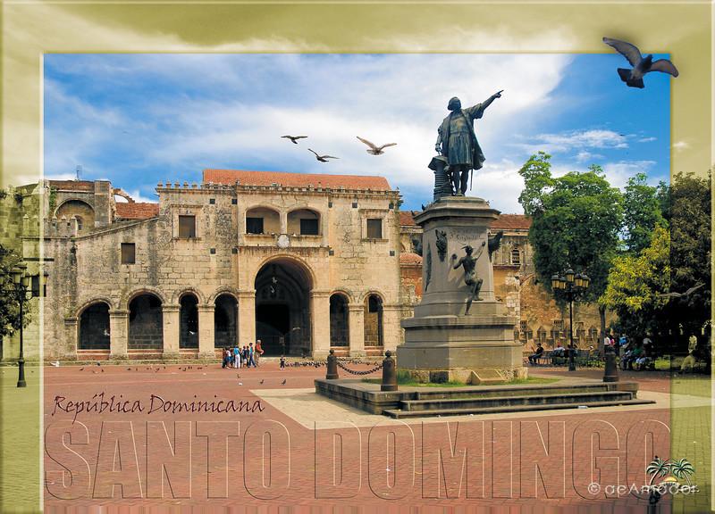 Plaza Colón, Santo Domingo, República Dominicana