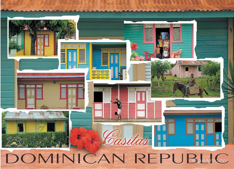 Casitas de la República Dominicana