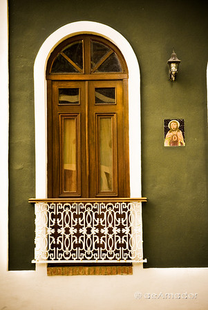 Doors of Old San Juan 1