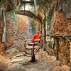 """Just A Trim"" at Eastern State Penitentiary"