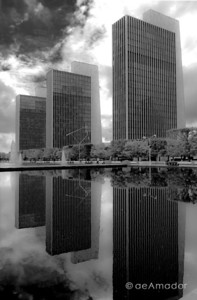 Empire State Plaza Buildings _DSC0172-1-Editaeamador©-2009