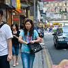 aeamador©-HK08_DSC0066      Hong Kong. Kowloon. Tsim Sha Tsui. Though not to be compared with what you find in Hong Kong island, it is quite a vibrant and lively city. People fill up the streets and sidewalks day and night for shopping, entertainment and more. Signs make a great show, especially at night, giving vibrancy and character to the city.