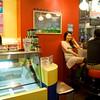 aeamador©-HK08_DSC0280      Hong Kong. Kowloon. Tsim Sha Tsui.<br /> <br /> At Ben & Jerry's.
