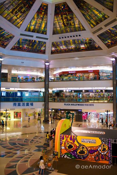 aeamador©-HK08_DSC0112      Hong Kong. Kowloon. San Po Kong. A mall.