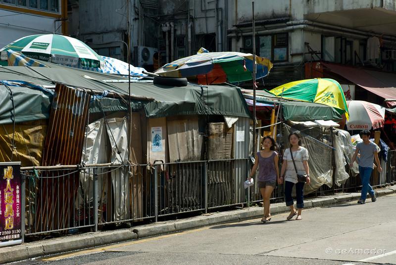 aeamador©-HK08_DSC0022     Saukiwan market. Saukiwan, Hong Kong island.