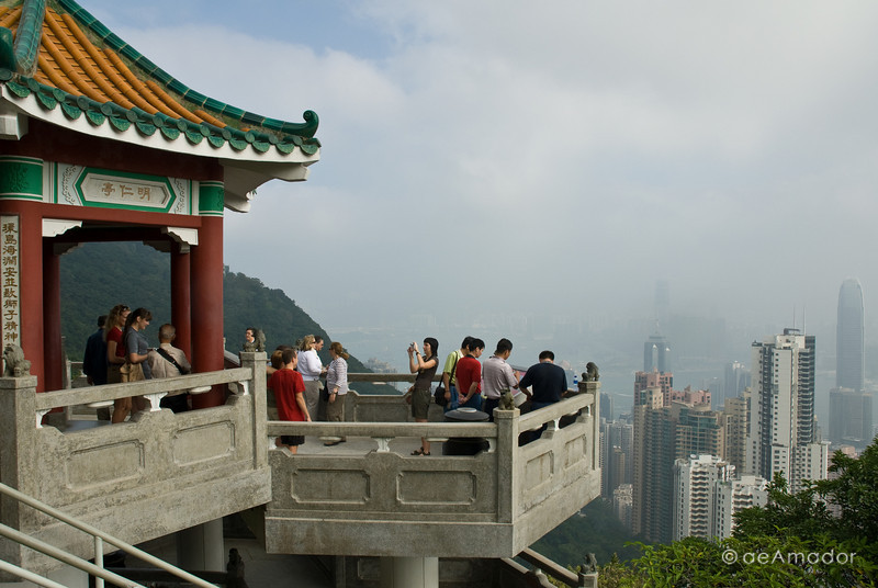 aeamador©-HK08_DSC0136. Hong Kong. View from Victoria Peak.