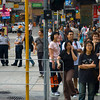 aeamador©-HK08_DSC0083      Hong Kong. Kowloon. Tsim Sha Tsui. Though not to be compared with what you find in Hong Kong island, it is quite a vibrant and lively city. People fill up the streets and sidewalks day and night for shopping, entertainment and more. Signs make a great show, especially at night, giving vibrancy and character to the city.