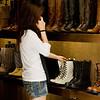 aeamador©-HK08_DSC0040      Hong Kong. Kowloon. Tsim Sha Tsui. <br /> Chic girls wear boots.