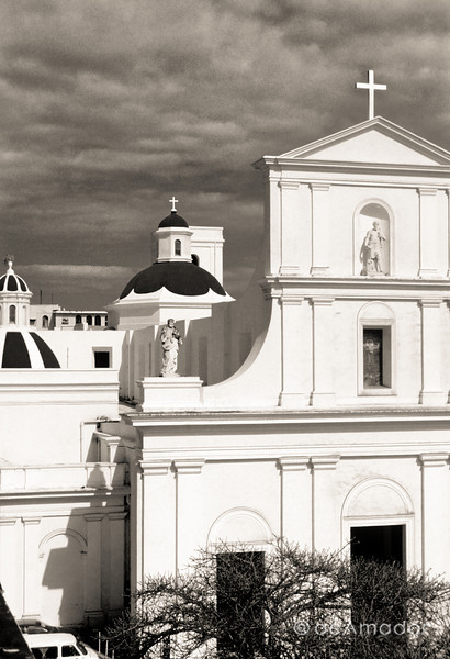 """Old San Juan Cathedral""<br /> aeamador00438f_1aeamador©-OSJM2"