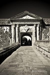 """""""El Morro Entrance"""" _DSC0061aeamador©-OSJM2"""