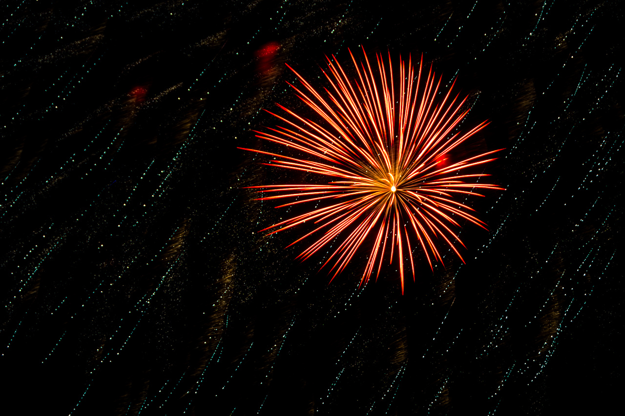 Holiday Fireworks