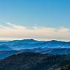 It takes a stop at Clingmans Dome to really appreciate the size of the park.  I remember the first time I realized you could literally walk for many days and never leave the park.  It is stunning that we have such wilderness available to us.