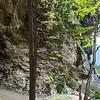 Alum Cave Bluff ahead
