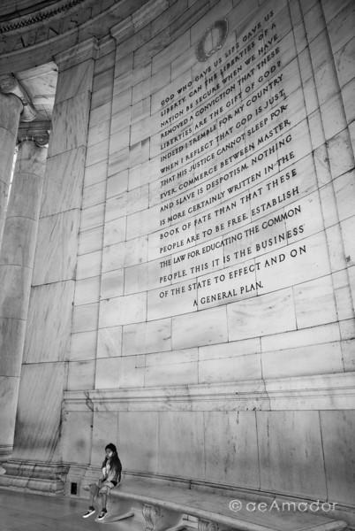 Jefferson Memorial, Washington D.C.