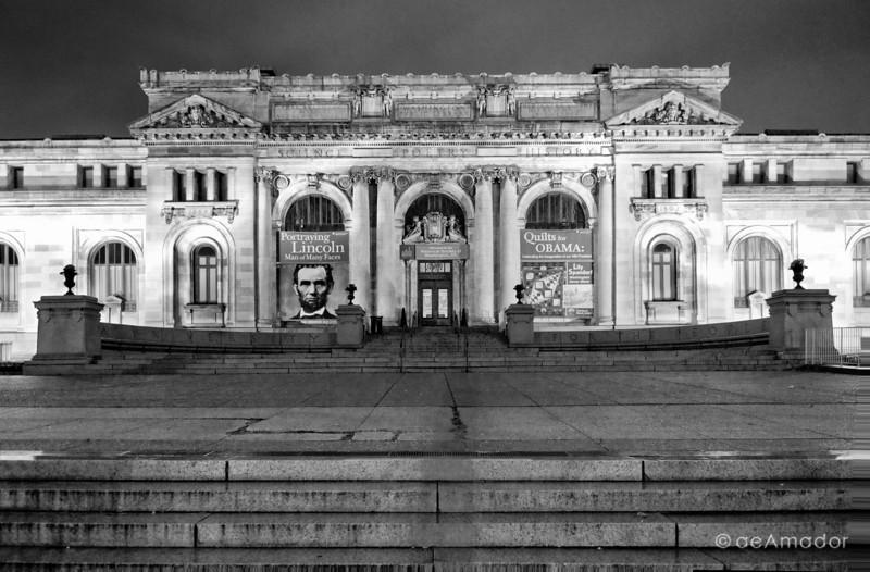 Washington D.C. Library