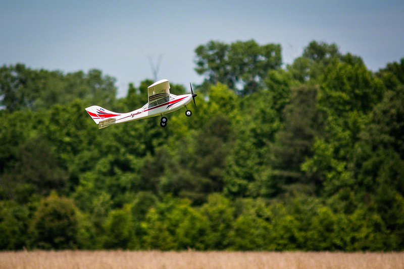 Takeoffs and landings seem to be  challenging, but these very experienced pilots made it look easy.
