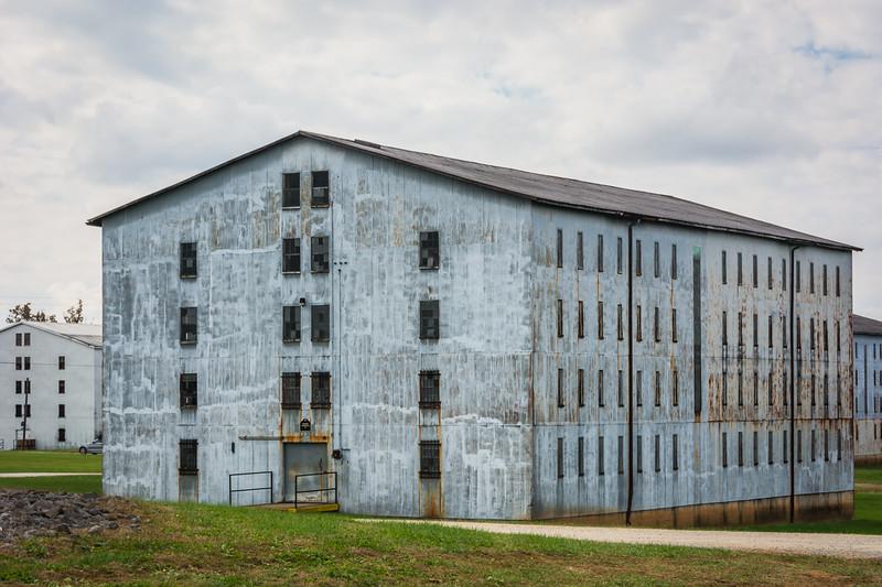 Bourbon Rickhouse