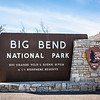 Big Bend is a bit out of the way.  Actually, it's remote.  There is saying that no one goes to Big Bend by accident.  If you ever go you will know why it's true after driving for hours in the desert to get there.