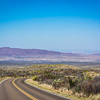 I wanted to share this photo just for the perspective.  This is a really big park and the roads wander through the desert for miles.  Since it is not as heavily visited as some of the national parks you can drive for 20 miles or more and not see another car.  Here we are on the way to the Chios Mountains Lodge and campground area.