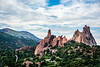 Garden of the Gods has amazing rock formations and plenty of hiking trails.