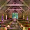 Inside the Cumberland Presbyterian Church