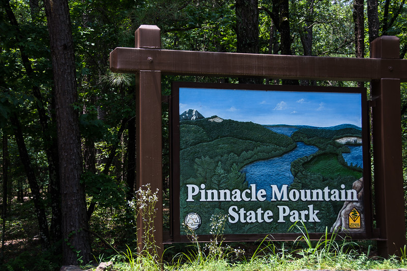 Pinnacle Mountain State Park - AR