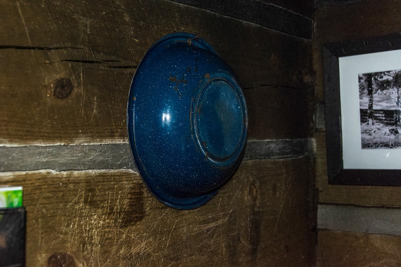 Cold water wash basin