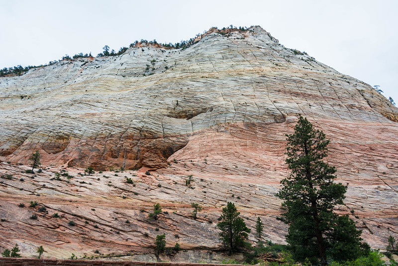 Nature uses erosion to create master works