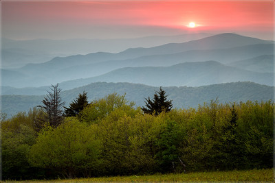 Sunrise, Roan Mountain Highlands
