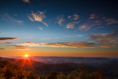 #5 Blue Ridge Sunrise