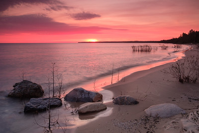 #51 Lake Huron Sunrise