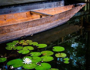 22 Japanese Garden Boat