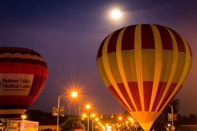 Fun Fest Balloons