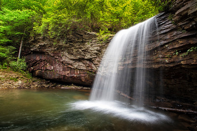 Upper Little Stony Creek Falls