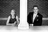 """Formal photos taken during the wedding of Karen Simmons and Tyler Alexander held Saturday October 22, 2011 at the St. Paul's Catholic Church in Westerville, Ohio. (© James D. DeCamp 