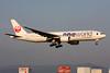 "JA771J Boeing 777-246 c/n 27656 Fukuoka/RJFF/FUK 11-01-14 ""Oneworld"""