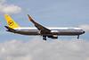 """D-ABUM Boeing 767-381ER c/n 25170 Frankfurt/EDDF/FRA 26-06-14 """"Retro"""""""