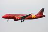 """OO-SNA Airbus A320-214 c/n 1441 Brussels/EBBR/BRU 11-06-16 """"Trident - Red Devils"""""""
