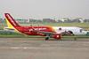 "VN-A676 Airbus A320-214 ""VietjetAir"" c/n 7170 Ho Chi Minh City/VVTS/SGN 08-12-17 ""Coca Cola"""