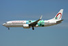 """CN-RGG Boeing 737-86N c/n 36829 Paris-Orly/LFPO/ORY 11-06-17 """"Wings of African Art"""""""