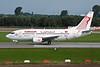 """TS-IOJ Boeing 737-5H3 c/n 27912 Dusseldorf/EDDL/DUS 03-08-08 """"60th Anniversary"""""""