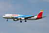 "EC-JZM Airbus A321-211 c/n 2996 Paris-Orly/LFPO/ORY 11-06-17 ""25 years Disneyland Paris"""