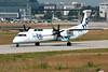 "G-JECR de Havilland Canada DHC-8Q-402 c/n 4139 Frankfurt/EDDF/FRA 01-07-10 ""Cancer Research"""